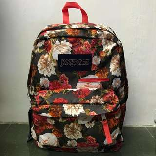 Jansport Digibreak Floral