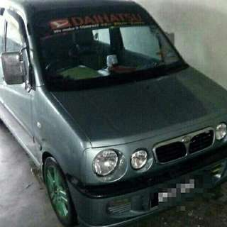 Perodua Kenari Automatik 1.0 2002