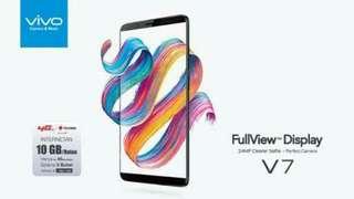 VIVO V 7 promo Cashback bisa kredit tanpa kartu kredit proses 30mnt