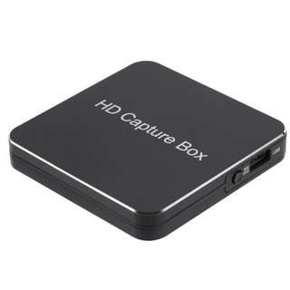 HD Video Capture Box - 視頻採集機 - HDMI採集卡1080P 一鍵採集 無需電腦 - S06220