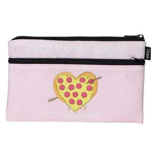 TYPO PIZZA PENCIL CASE