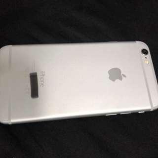 IPhone 6 銀 128G 一切正常從未維修