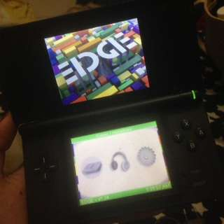 Nintendo ds lite ( nds lite ) nitendo