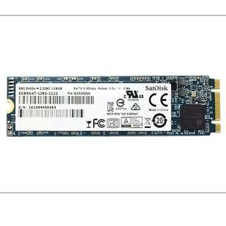 SanDisk Z400S SD8SNAT M.2 2280 SSD 95% NEW