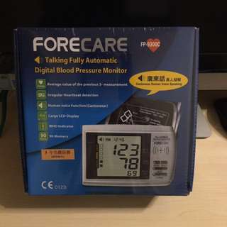 Forecare 血壓計