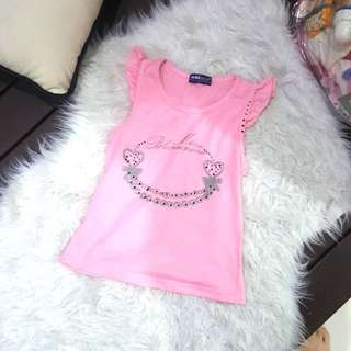 Pink Top (6-7yrs old)