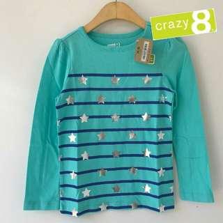Crazy 8 Sparkle Stripe