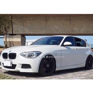 【FB🔍奕心中古車專賣】2012年 BMW 118I 歡迎私訊詳圖喲~