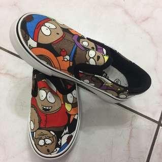 South park boy shoe (new)