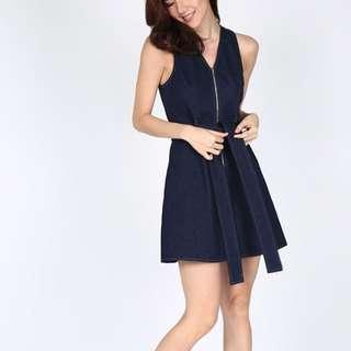 Love Bonito Dawnika Denim Mini Dress