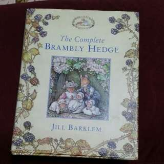 [Discounted Last Price!] Children's Story Book: The Complete Brambly Hedge