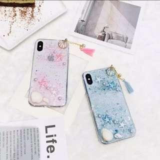 PO seashell phone case