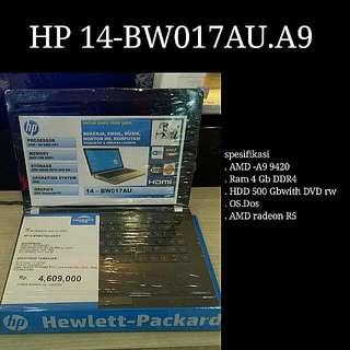 Kredit HP 14-BW017AU.A9