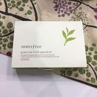 Innisfree Green Tea Specia kit