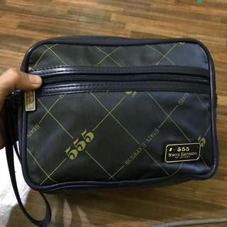 clutch bag 555 state Express rare