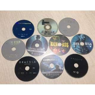 Original Region 1 DVD disc sale