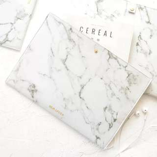 [PO] Marble style leather file