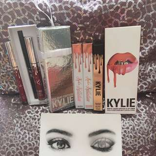 Authentic Kylie Cosmetics Lip Kit , Glosses