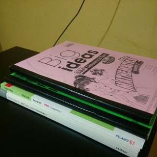 Reference book PT3