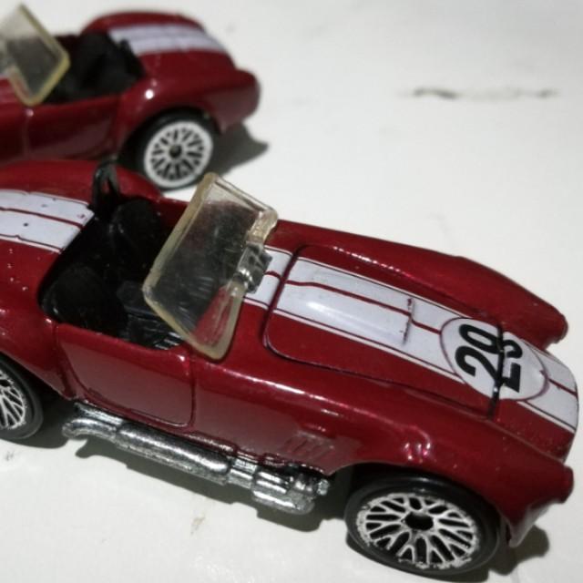 1982 Classic Ford Shelby Cobra Mattel Hot Wheels Car2