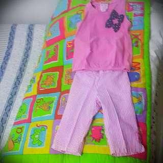 Batita - Setelan pink