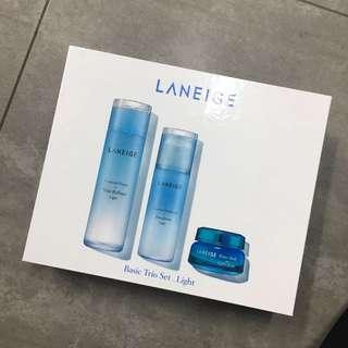 Laneige Basic Trio Set_Light