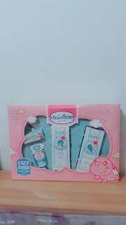 貝恩嬰兒歡心禮盒4件組