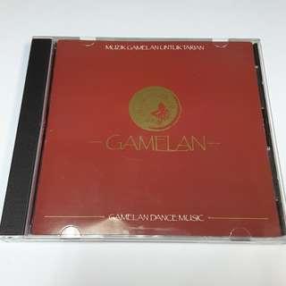 CD Gamelan (1990)