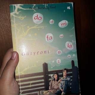 Novel dotemifasolatido karya Guiyeoni