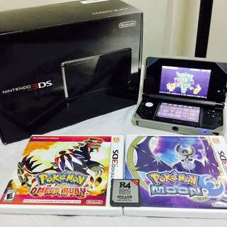 3DS Bundle Set