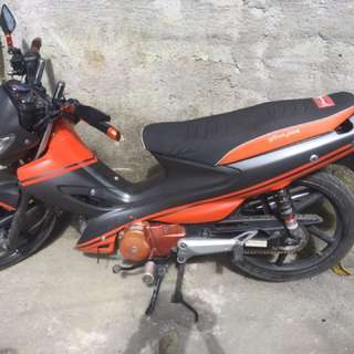 Suzuki Raider J (negotiable)