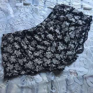 Forever 21 F21 Floral Shorts
