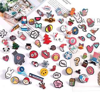 [PO] Korean Cute Pins