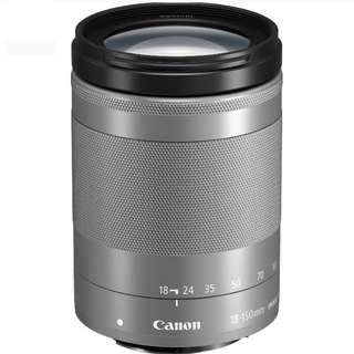 Canon EF-M 18-150mm IS STM Lens