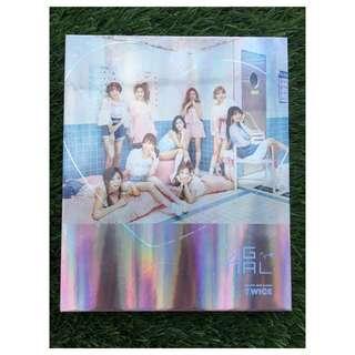 "TWICE Signal - ""the 4th mini album"" (sealed)"