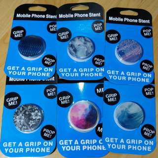 POP SOCKETS ($7 Each)