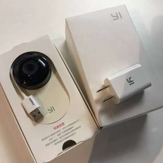 Yi相機 - 小蚊智能攝像機