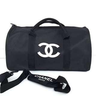 New chanel vip gift travel bag