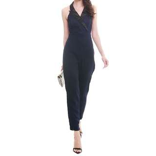 MDS NAVY JUMPSUIT