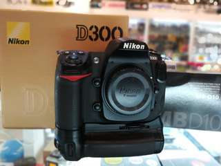 D300 , sc5k only , Display set , like new