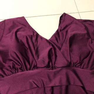 Swimming Suit (Purple)