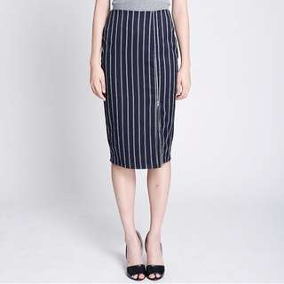 MDS STRIPE SKIRT