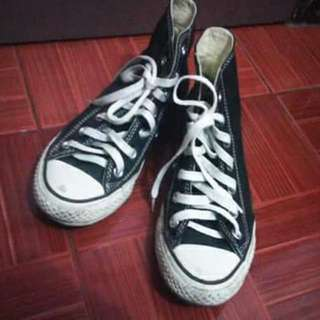 REPRICED: Converse Chuck Taylor  All Star Shoes