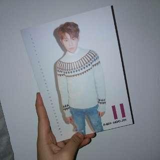 Wanna One NWY (One Ver) Park Woojin Calender Card