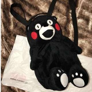 Kumamon Plushie Backpack