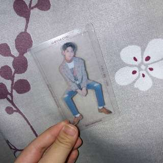 Wanna One NWY (One Ver) Ong SeungWoo Photocard