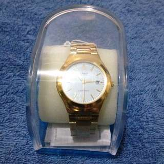 Casio Vintage (Gold plated)