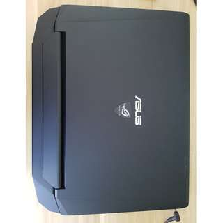 Selling Used ASUS ROG G750-JX