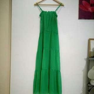 Summer maxi dress 👗