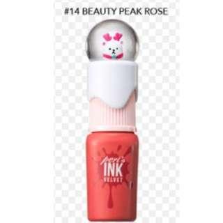 Peripera Pearly Night collection - Velvet Ink liquid lipstick